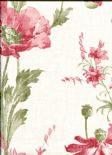 Home Wallpaper Joliet Floral 2614-21019 By Beacon House For Brewster Fine Decor